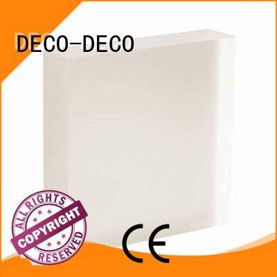 DECO-DECO Brand ivory translucent panels price petal root