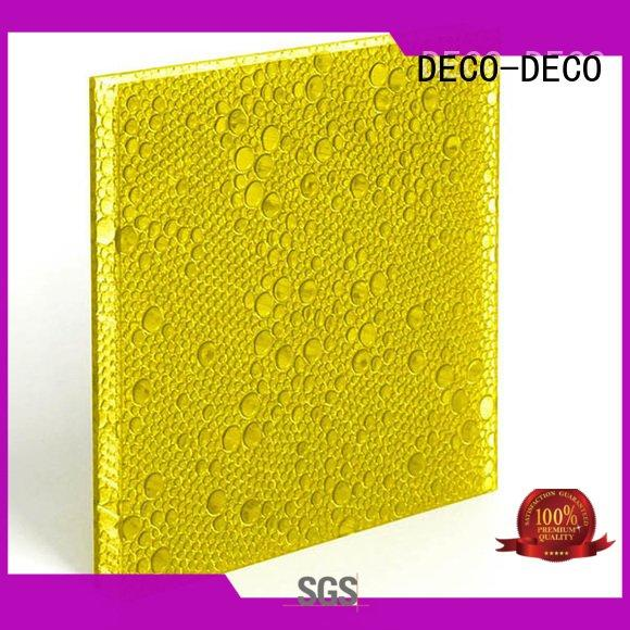out marsh cobalt polyester resin panels DECO-DECO