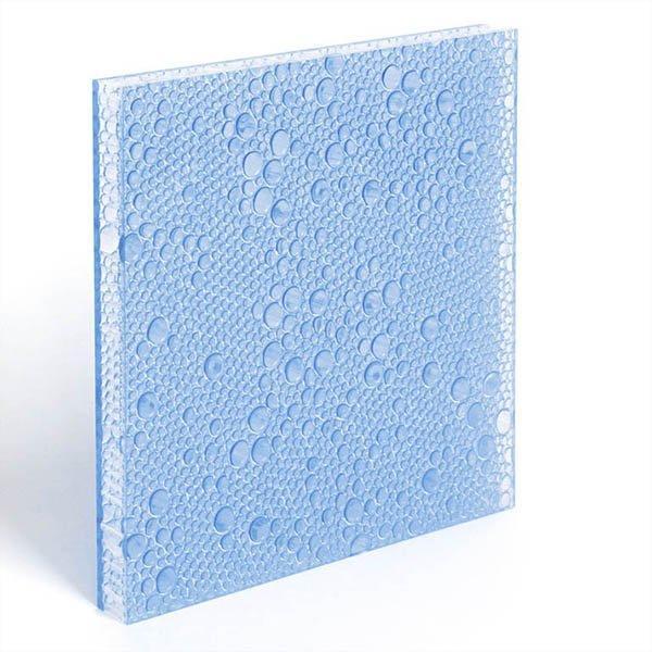 translucent resin panel Bliss