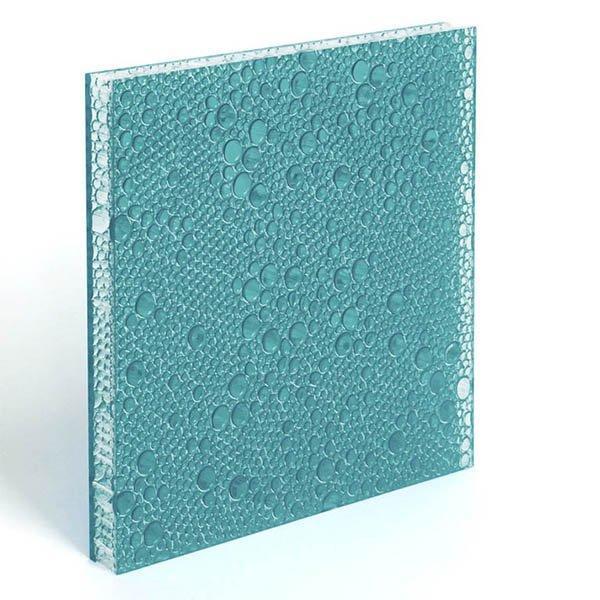 translucent resin panel Deep End