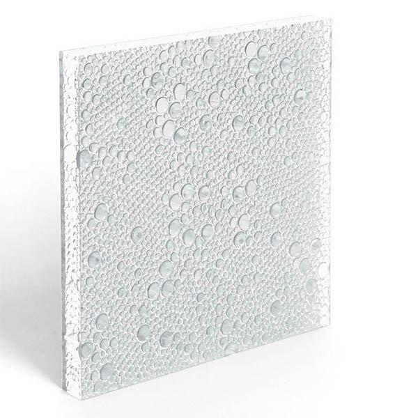 translucent resin panel Ghost
