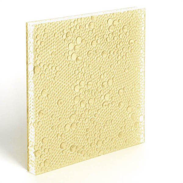 DECO-DECO translucent resin panel Glow Polyester Resin Panels image37