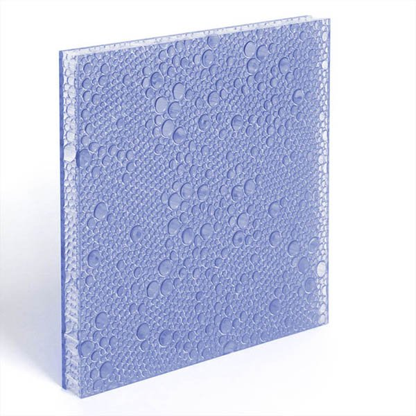 DECO-DECO translucent resin panel Indigo Polyester Resin Panels image32