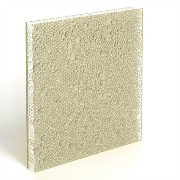 DECO-DECO translucent resin panel Ivory Polyester Resin Panels image30