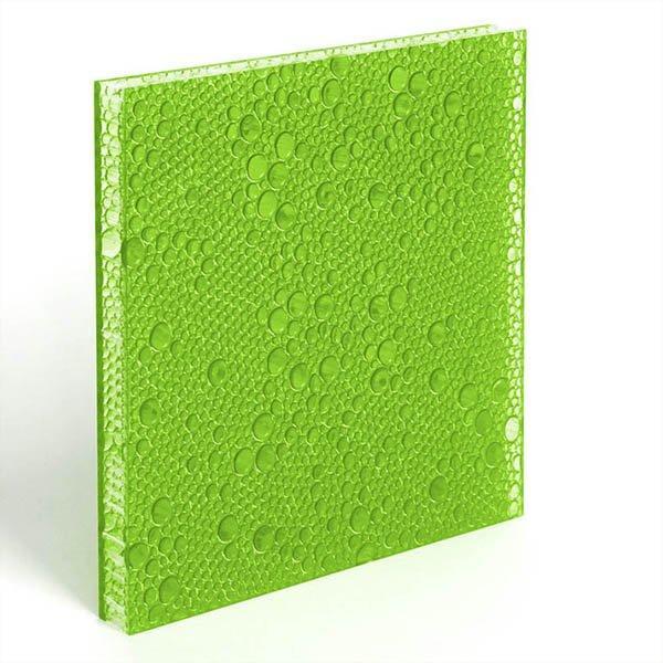 translucent resin panel Lawn