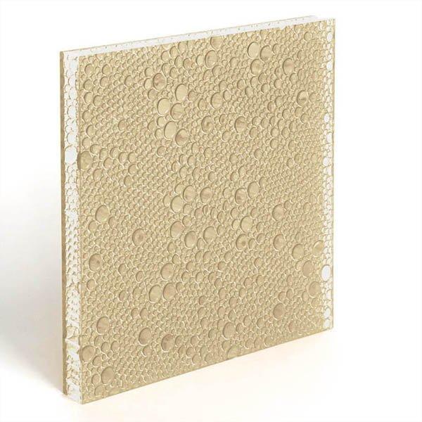 translucent resin panel Sable