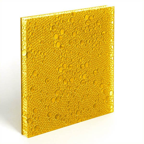 DECO-DECO translucent resin panel Vitamin C Polyester Resin Panels image1