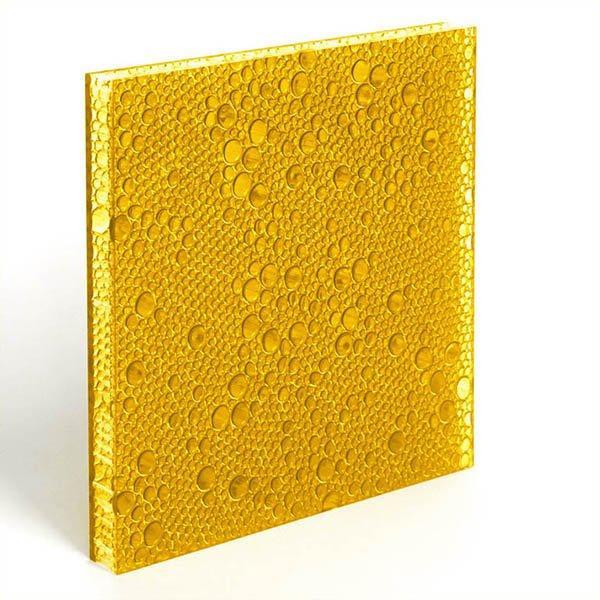 translucent resin panel Vitamin C