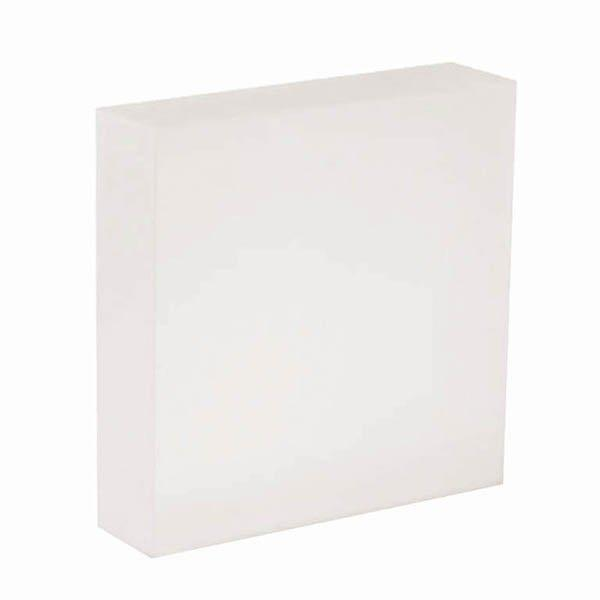 translucent acrylic panel Ghost