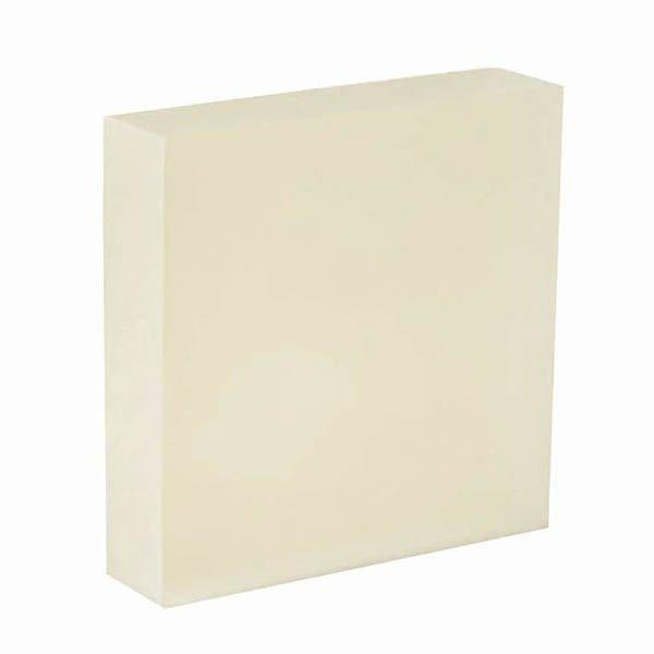 translucent acrylic panel Ivory