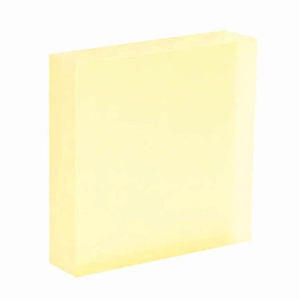 translucent acrylic panel Lemon