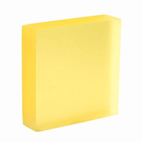 translucent acrylic panel Marigold
