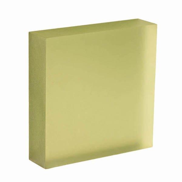 translucent acrylic panel Moss