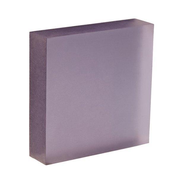 translucent acrylic panel Violet