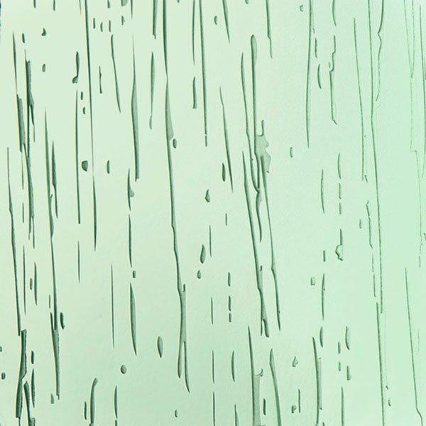 textured resin panel Rain