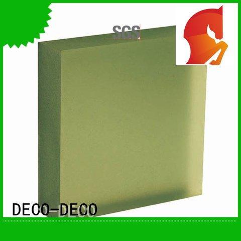 acrylic translucent panels midnight ghost DECO-DECO