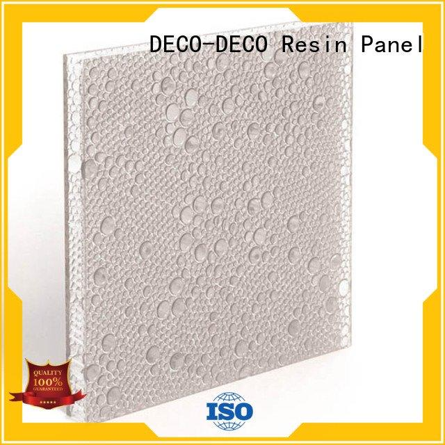polyester acoustic panels vitamin root powder DECO-DECO