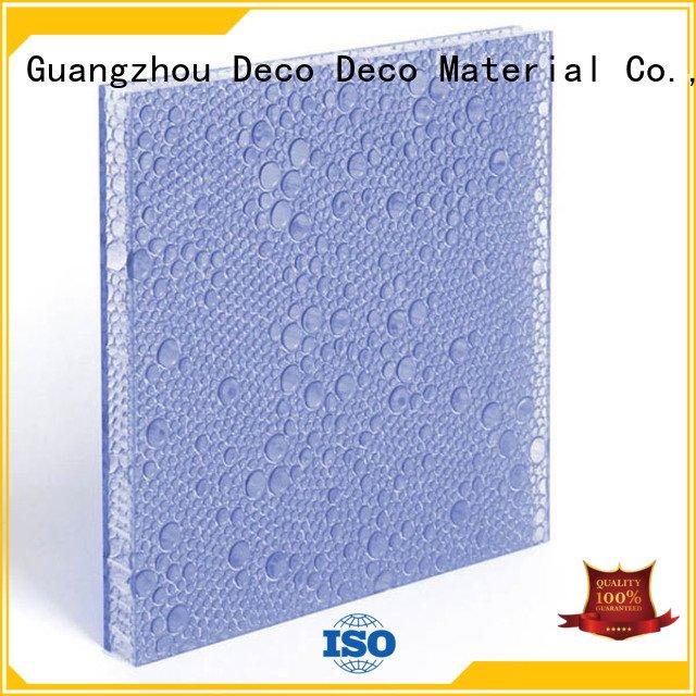 sea curry monsoon surf DECO-DECO polyester resin panels