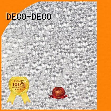 attractive polyester panel factory direct supply for shopping mall DECO-DECO