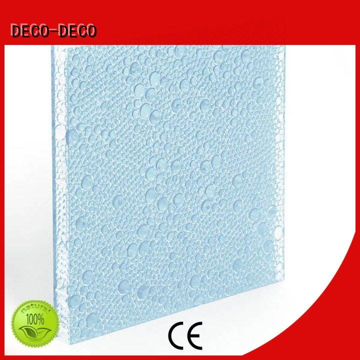 polyester acoustic panels sable polyester resin panels DECO-DECO Brand