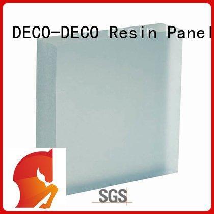 translucent rose bliss DECO-DECO translucent panels
