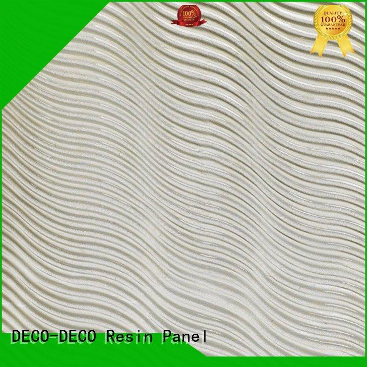creative design PETG Resin Panels gold manufacturer for home decoration