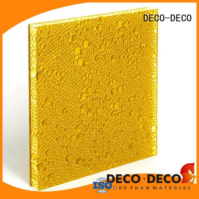 OEM polyester resin panels blush midnight polyester acoustic panels