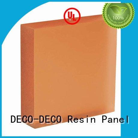 cranberry translucent panels acrylic sea DECO-DECO