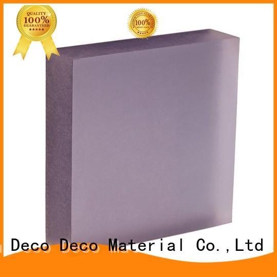 matt translucent panels acrylic wholesale for home decoration