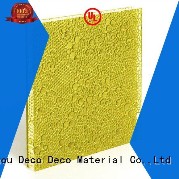 DECO-DECO polyester acoustic panels titanium cobalt ghost
