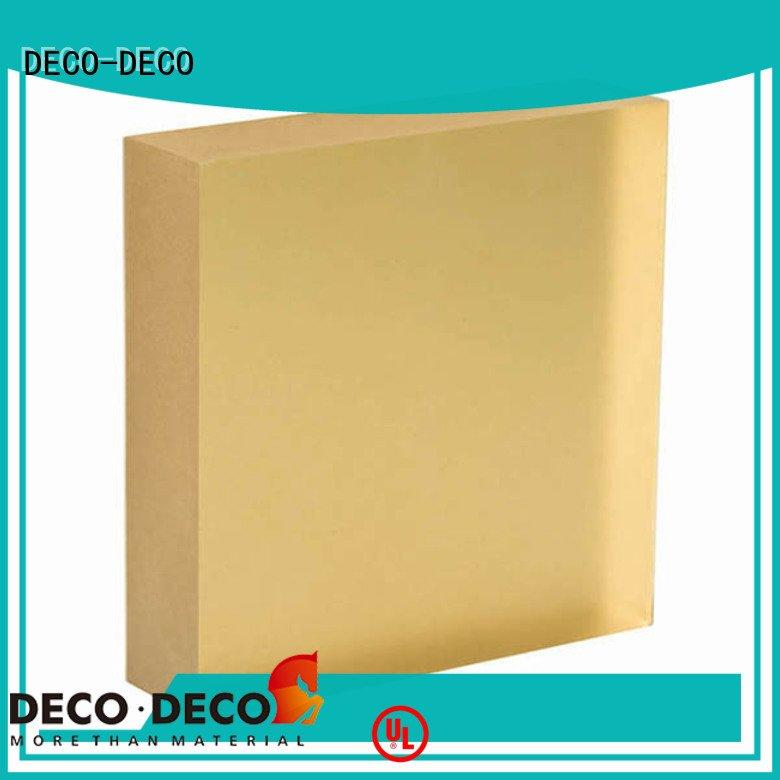 Hot translucent panels price bewitched sassy sable DECO-DECO Brand