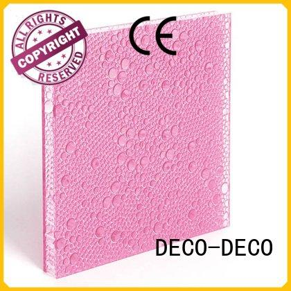 DECO-DECO Brand tide polyester acoustic panels out reef