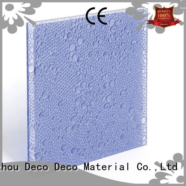 polyester acoustic panels oj DECO-DECO Brand polyester resin panels
