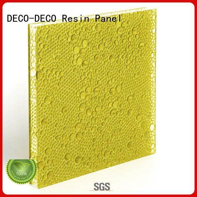 polyester acoustic panels atlantic pond khaki DECO-DECO