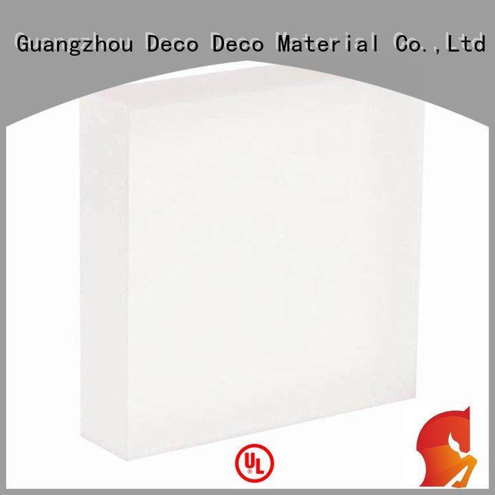 renew acrylic tide DECO-DECO translucent panels price