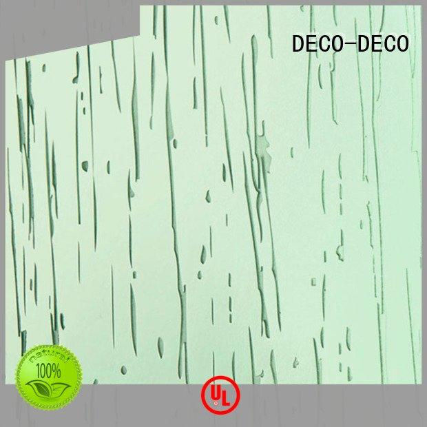 DECO-DECO Brand rock resin PETG Panels panel nappa