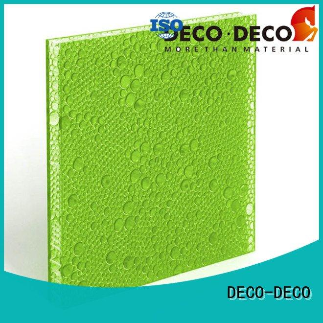 aloe puff DECO-DECO polyester acoustic panels