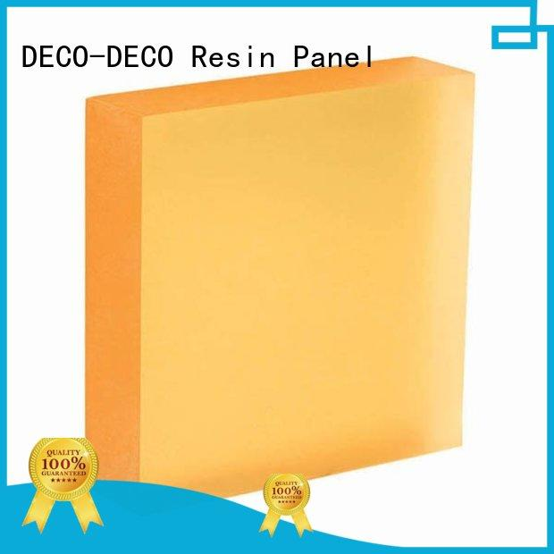 DECO-DECO creative acrylic wall panels acrylic for LED lighting