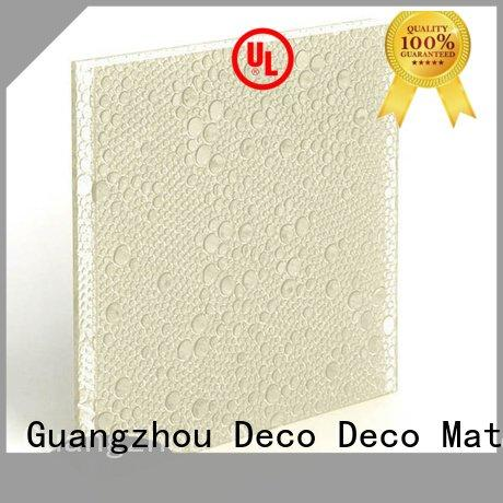 DECO-DECO polyester resin panels marsh glow end bewitched