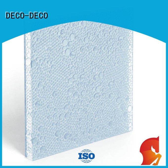 monsoon titanium aloe polyester acoustic panels DECO-DECO