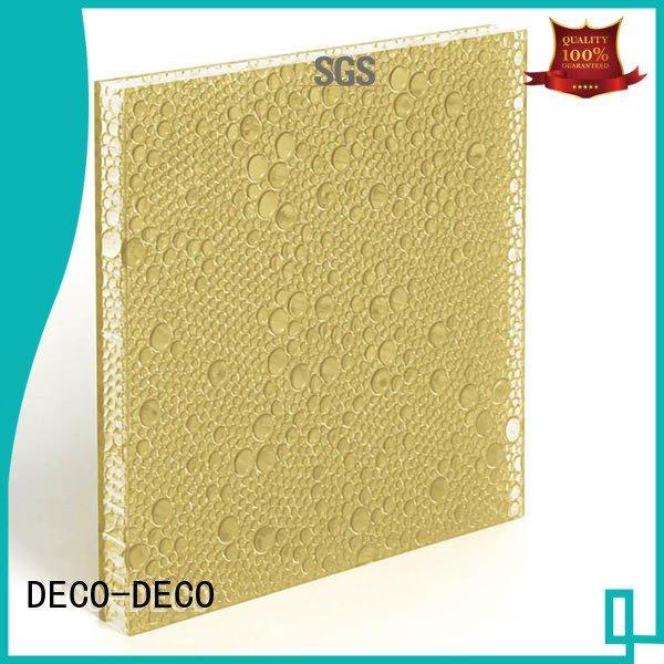 Hot polyester acoustic panels bliss polyester resin panels vapor DECO-DECO