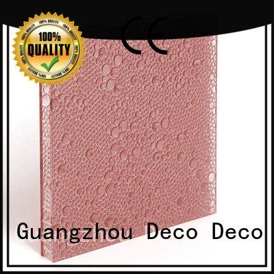 Custom translucent polyester resin panels aloe polyester acoustic panels