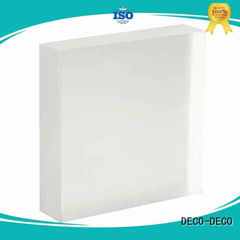 OEM translucent panels aloe ivory translucent panels price