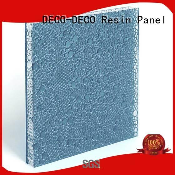 polyester acoustic panels cherry midnight violet pomegranate DECO-DECO