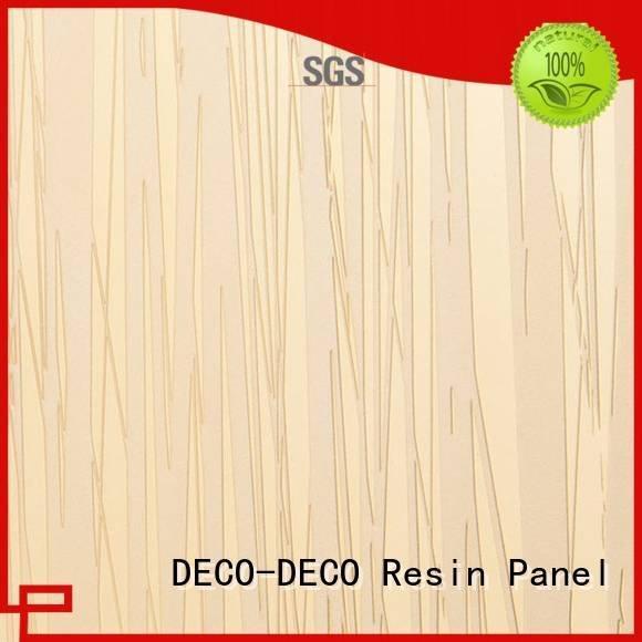 Hot PETG Panels wave resin nappa DECO-DECO Brand