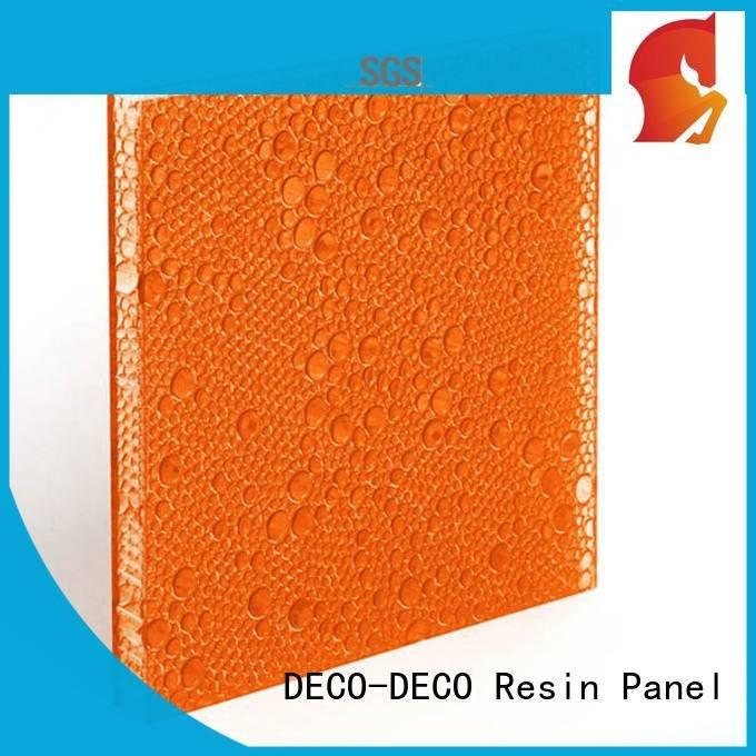 polyester acoustic panels end polyester resin panels DECO-DECO Brand