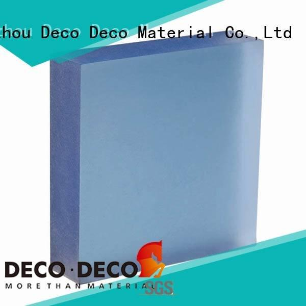 out bliss coral translucent panels DECO-DECO