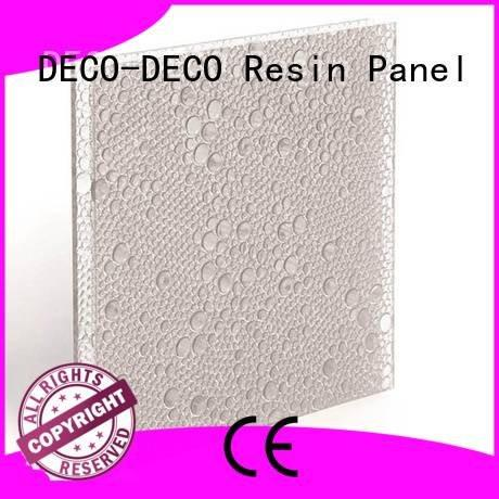 OEM polyester acoustic panels sea vitamin atlantic polyester resin panels