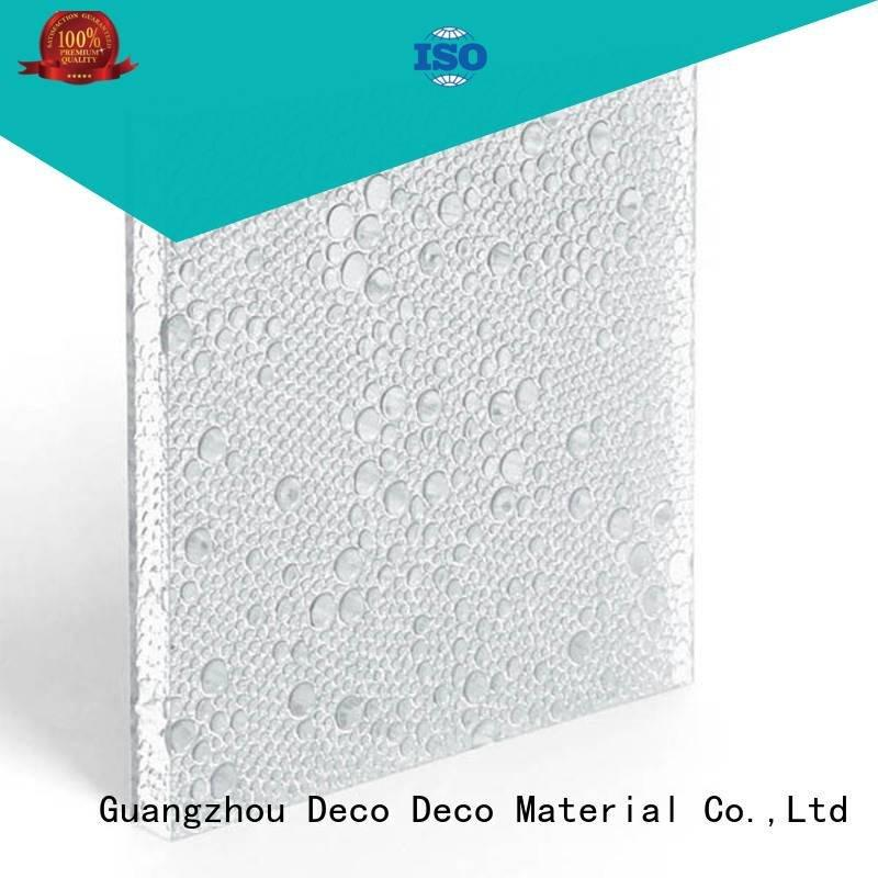 Wholesale translucent atlantic polyester resin panels DECO-DECO Brand