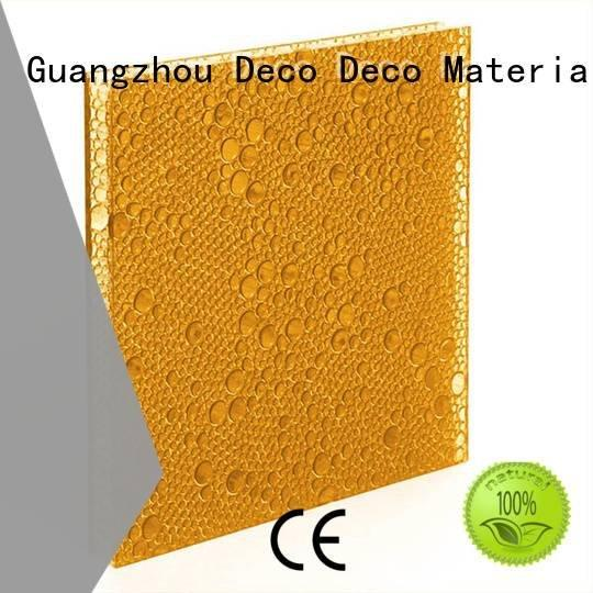 DECO-DECO polyester resin panels vapor marsh out midnight